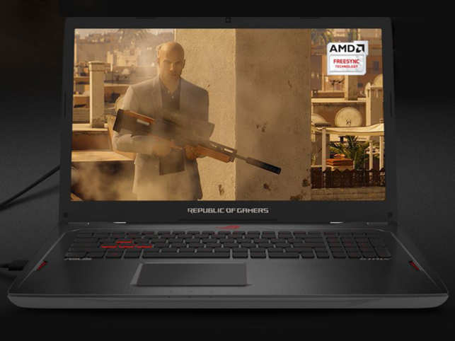 ASUS ROG Strix GL702ZC gaming laptop launched in India at Rs 1,34990 class=