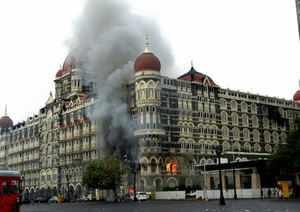 Mumbai terror attack Taj hotel