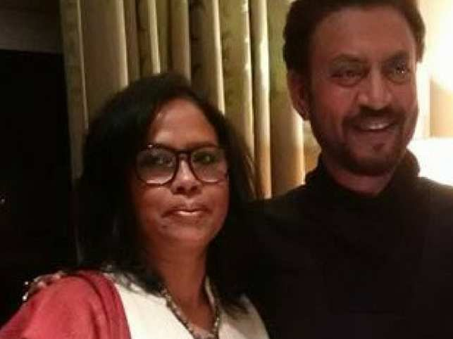 Amidst pain and angst, Irrfan Khan's wife issues statement, calls husband and best friend a 'true warrior'
