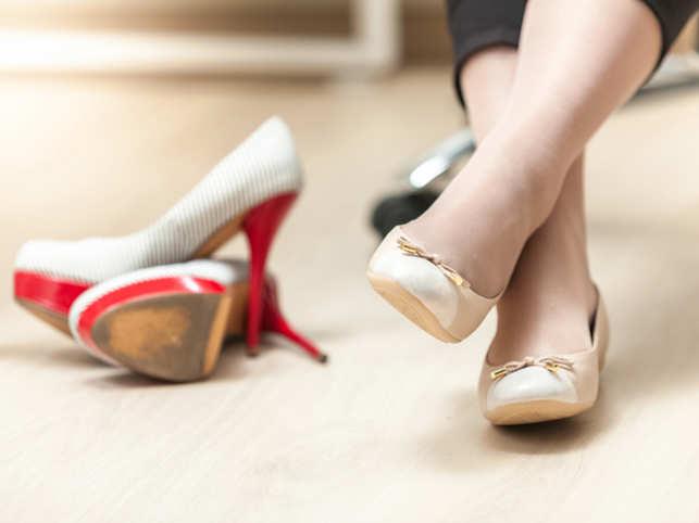 Heels Hurt In Shoes