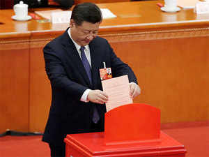 China's parliament puts Xi Jinping on course to rule for life