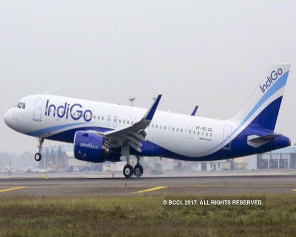 Watch: IndiGo flight makes emergency landing at Ahmedabad after engine  failure