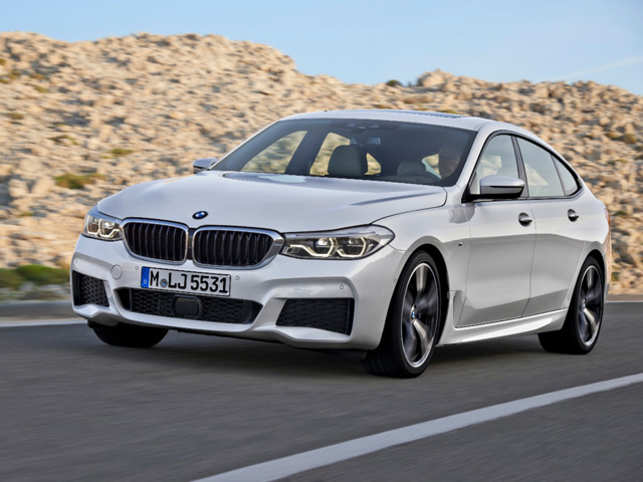 BMW India launches 6 Series Gran Turismo at Rs 58 90 lakh - The