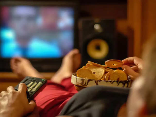 Men stop binge watching TV it can up the risk of cancer