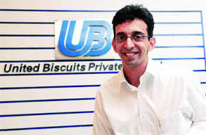 Jayant KaprePresident, United Biscuits, India