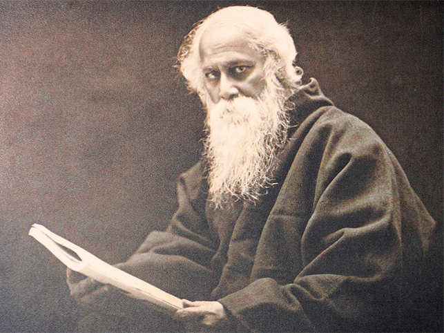 Signed book by Rabindranath Tagore sells for $700 at an auction in US
