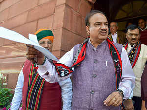 Congress doesn't have democracy in its genes: Ananth Kumar