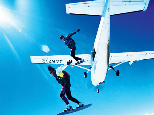 From the perfect skydiving picture to mesmerising underwater shots; adventure photography is the latest travel fad