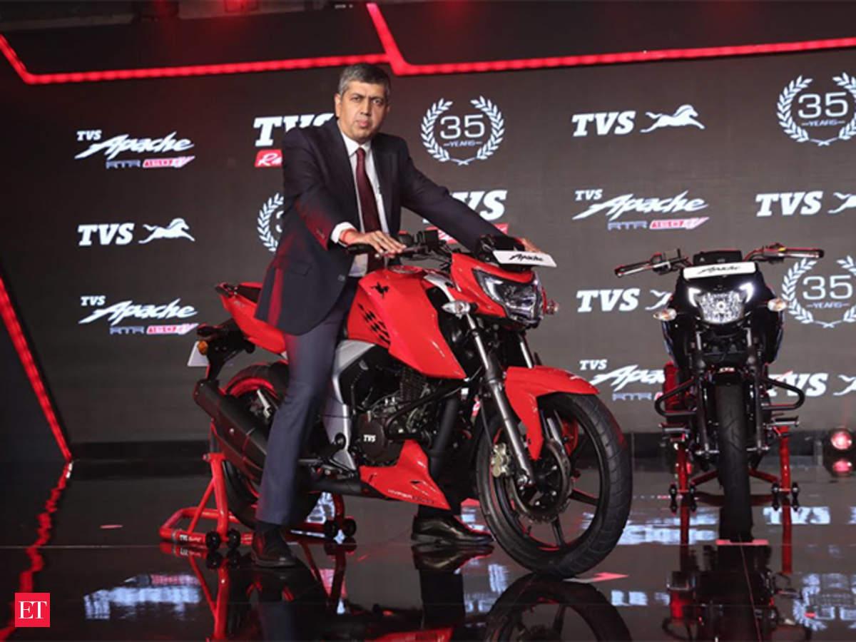 TVS Motor Company: TVS Motor Company launches 2018 TVS