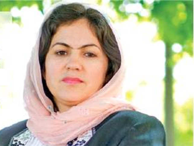 Fawzia Koofi: The woman who may lead Afghanistan into the future