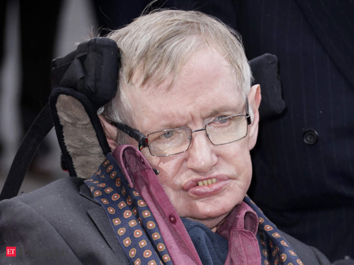 Stephen Hawking announced when humanity would die out 11/16/2016 22