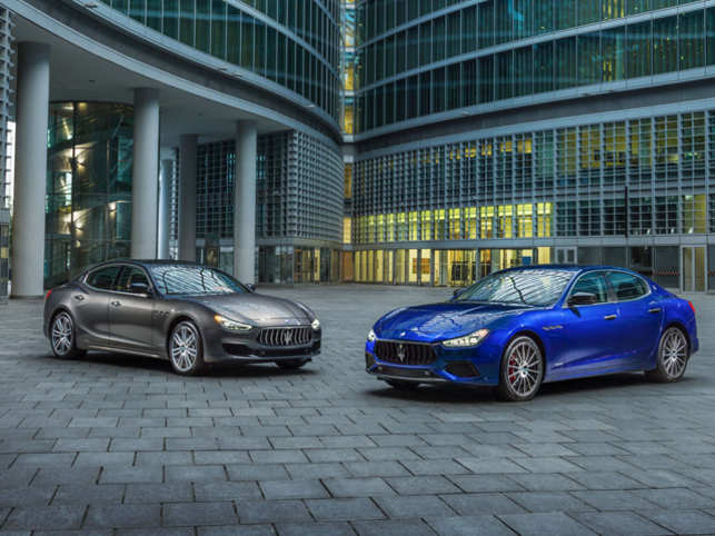 Maserati unveils updated version of Ghibli at Rs 13.3 mn in India