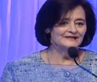 ET Women's Forum: Cherie Blair urges women to 'be the change'