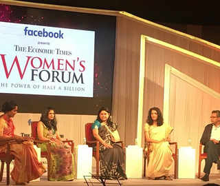 ET Women's Forum: India Inc believes women themselves have to break the stereotypes that gender creates