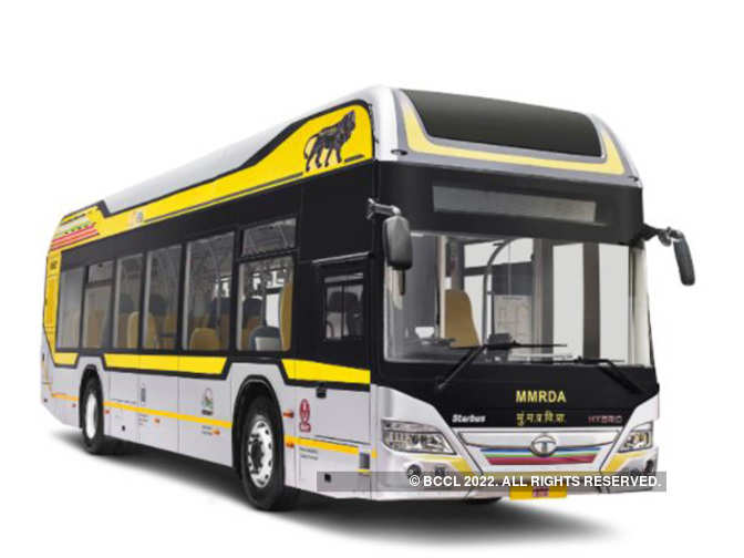 Tata motors delivers 25 hybrid electric buses to mmrda for Tata motors electric car