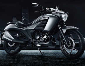 Suzuki Motorcycle launches advanced Intruder variant at Rs 1.06 lakh
