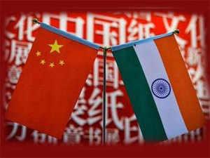 Iindia-China ties