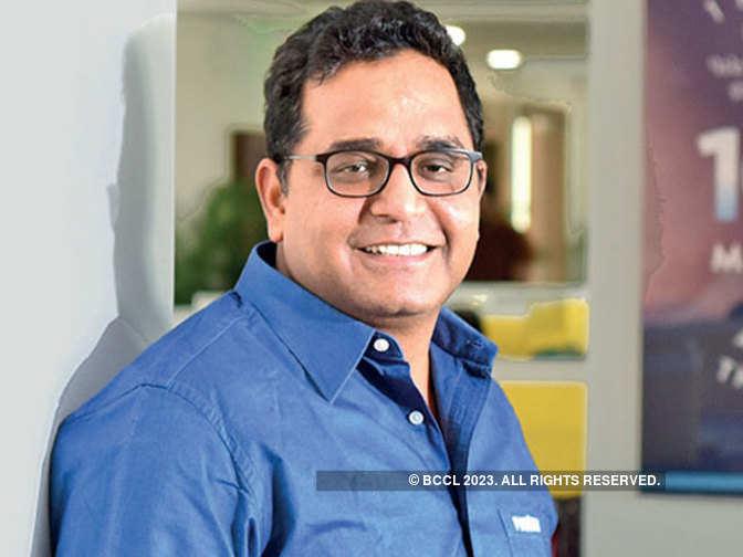100% confident of maintaining my dominant position: Vijay Shekhar Sharma