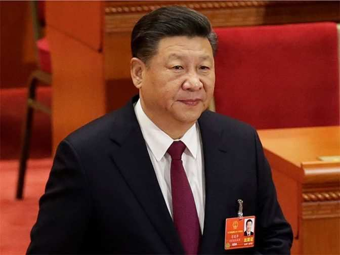 China propaganda kicks into overdrive as 'helmsman' Xi Jinping re-anointed president