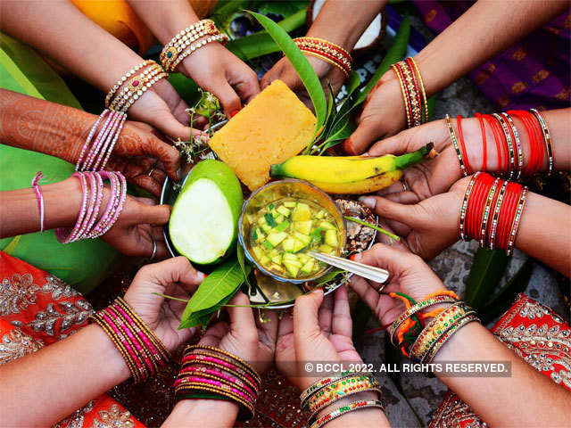 Ugadi A Festival Of 3 Southern States With Roots In The Northeast As Well Harbinger Of Good