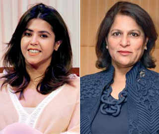 ET Women's Forum: From Ekta Kapoor to Shobana Kamineni, power women who've made a mark