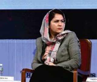 Indira Gandhi made me want to be a politician: Fawzia Koofi