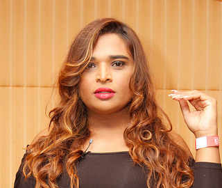 The label that India's first plus-sized transgender model built into a success story