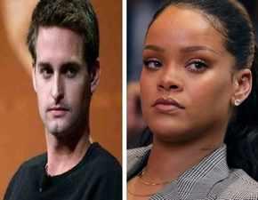 Snapchat CEO Evan Spiegel's net worth tanks $150 mn after Rihanna's rant