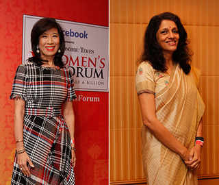 When Andrea Jung, Meena Ganesh had to deal with patronising, male colleagues