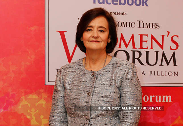 The idea of the aggressive male has to be challenged.  — Cherie Blair, Founder, Cherie Blair Foundation for Women.