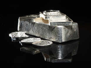 Silver---Think-stock