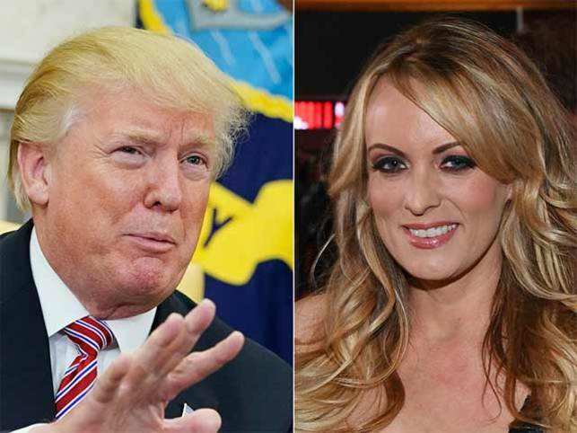 """Donald Trump is being sued by a former porn actress over a """"hushed settlement"""" about their relationship. Trump, however, is not the first US President at the end of litigations."""