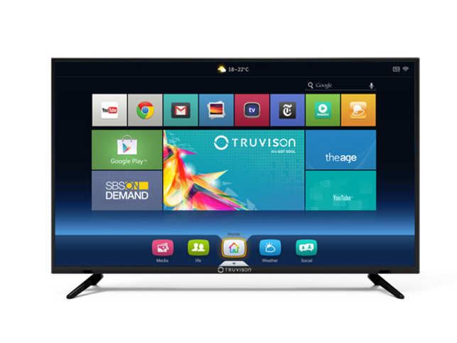 Truvison launches 40-inch, smart LED HD TV priced for Rs. 34,490