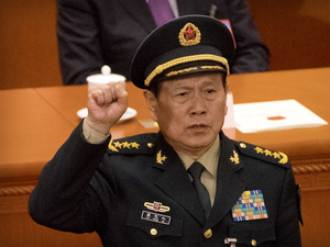 Wei Fenghe