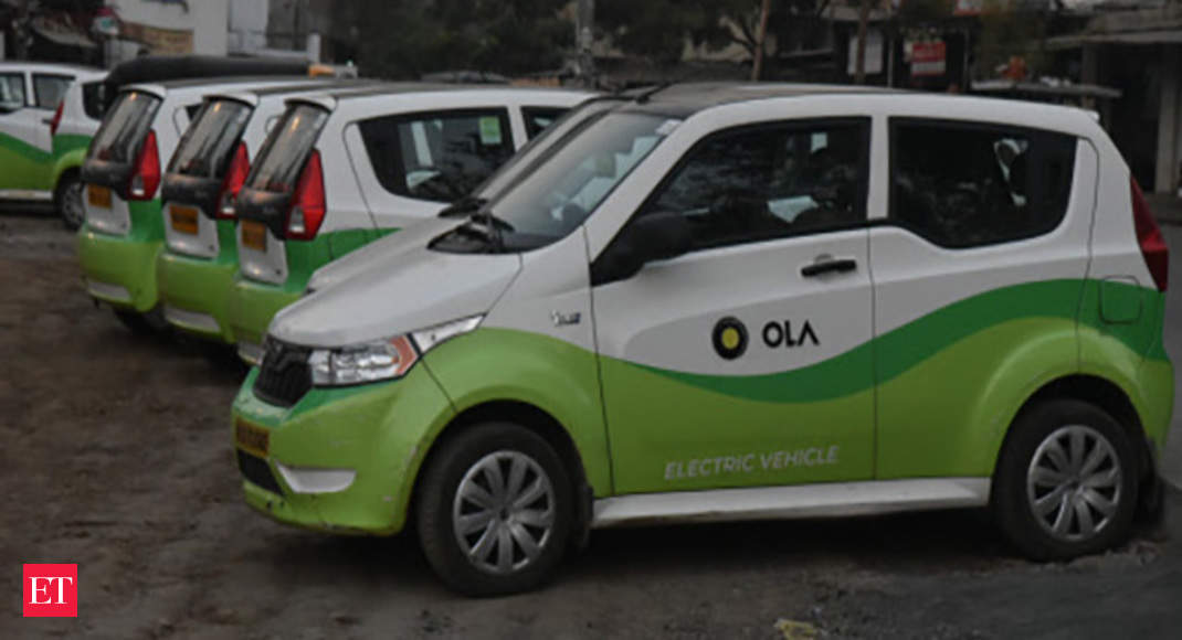 Irctc Ties Up With Ola For Booking Cab On Its Website App The