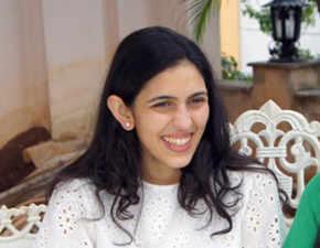 No diamonds but philanthropy for AkashAmbani's rumoured fiancee Shloka Mehta