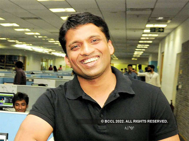 Why Byju Raveendran named his start-up after him: No, it wasn't vanity or narcissism