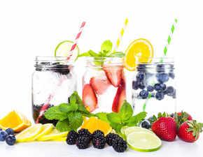 Mint, lemon & fresh fruits: How eateries are glamorising drinking water