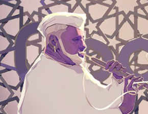 Google doodle honours Ustad Bismillah Khan on his 102nd birth anniversary