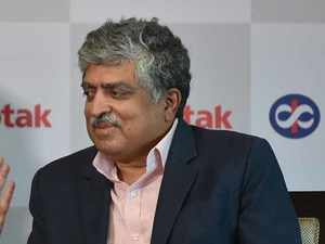 Watch: Nandan Nilekani bats for privatisation of public sector banks