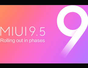 Xiaomi starts rolling out MIUI 9.5 Stable ROM: Here's a list of devices that support the update