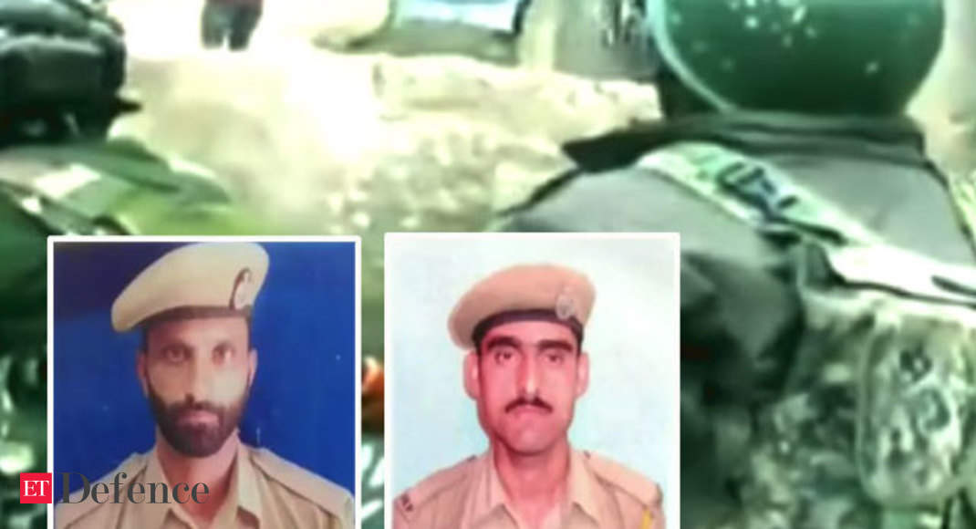 2 police personnel, 1 army jawan killed in encounter with terrorists in  Kupwara