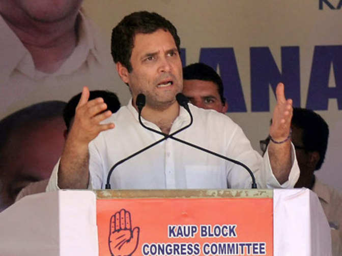 Rahul Gandhi takes a dig at PM Modi over Doklam