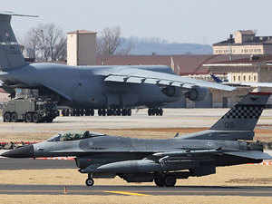 Watch: Lockheed's F16 to be made in India exclusively