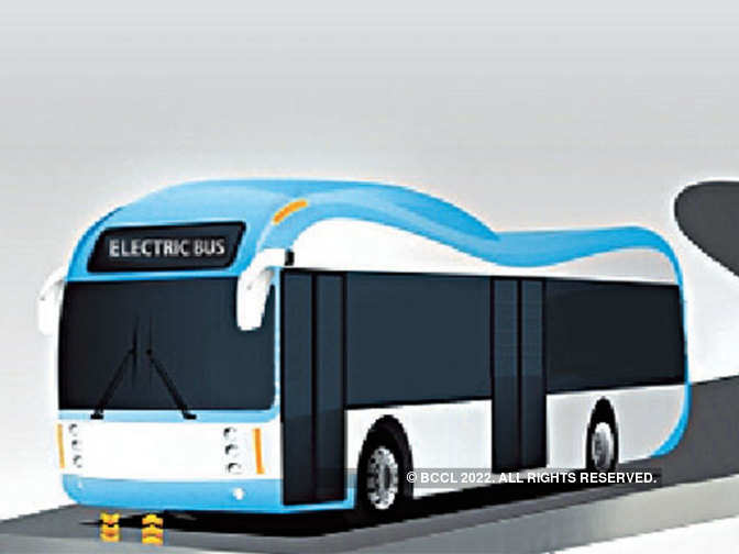 Electric Bus Goldstone Byd Tata Motors Grab E Bus Contracts