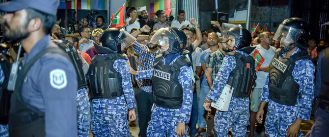 Maldives becoming a pawn in the new Great Game