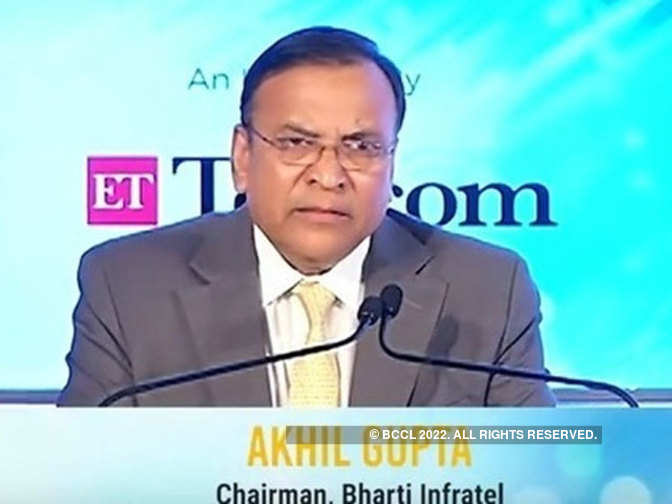 Telecom industry of the right size now, says Bharti Infratel's Akhil Gupta