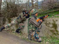 Kupwara gun battle: All 5 terrorists killed were foreigners; search on for missing jawan, say cops