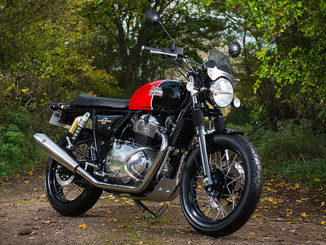 India Royal Enfield Launches Interceptor 650 And Continental Gt 650
