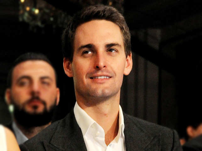 Dr D's column: When Snapchat's Evan Spiegel made $3bn without having the sense of wrong & right